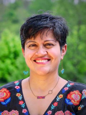 Neeraja Aravamudan